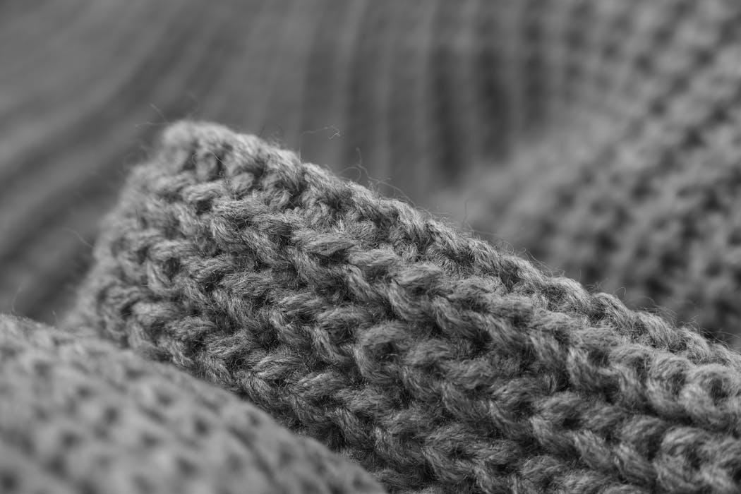 Виды вязания