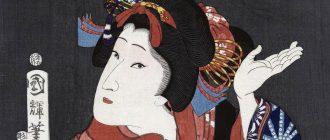 Разноцветные картины из шелка